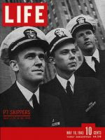 Life Magazine, May 10, 1943 - PT boat skippers