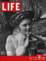 Life Magazine, May 11, 1942 - Joan Caulfield