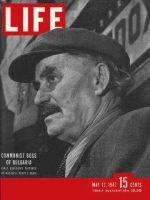 Life Magazine, May 12, 1947 - Bulgarian man