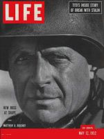 Life Magazine, May 12, 1952 - General Matthew Ridgway