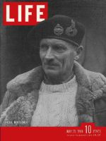 Life Magazine, May 15, 1944 - General Montgomery