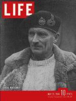 Life Magazine, May 15, 1944 - General Montgomery