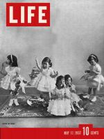 Life Magazine, May 17, 1937 - Dionne Quintuplets