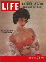 Life Magazine, May 19, 1958 - Margaret O'Brien
