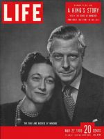 Life Magazine, May 22, 1950 - Duke and Duchess of Windsor