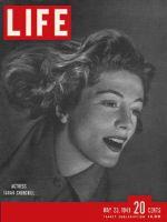 Life Magazine, May 23, 1949 - Sarah Churchill