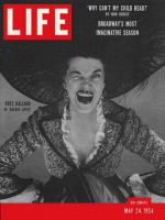 Life Magazine, May 24, 1954 - Kaye Ballard
