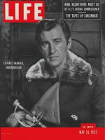 Life Magazine, May 26, 1952 - Stewart Granger