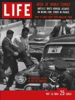 Life Magazine, May 26, 1958 - Nixons in Caracas