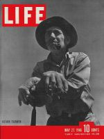 Life Magazine, May 27, 1946 - Ozark farmer