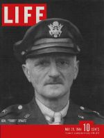 Life Magazine, May 29, 1944 - General Spaatz