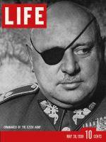 Life Magazine, May 30, 1938 - Czech general