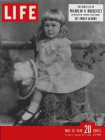 Life Magazine, May 30, 1949 - Baby Franklin D. Roosevelt