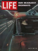 Life Magazine, May 30, 1969 - Ambulance