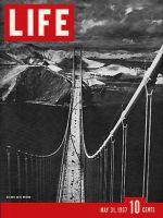 Life Magazine, May 31, 1937 - Golden Gate Bridge