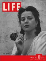 Life Magazine, June 1, 1942 - Hedy Lamarr