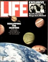 Life Magazine, June 1, 1981 - Planets