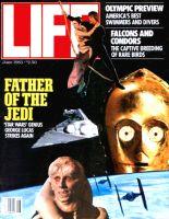 Life Magazine, June 1, 1983 - Star Wars, George Lucas