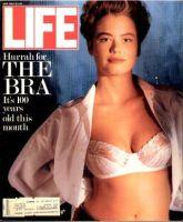 Life Magazine, June 1, 1989 - History Of The Bra