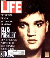 Life Magazine, June 1, 1990 - Did Elvis Commit Suicide?
