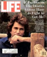 Life Magazine, June 1, 1991 - Michael Landon