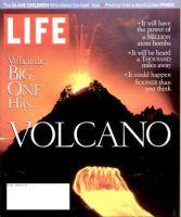 Life Magazine, June 1, 1996 - Volcanoes