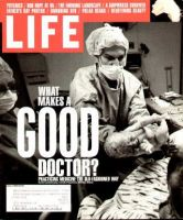 Life Magazine, June 1, 1998 - What Makes A good Doctor