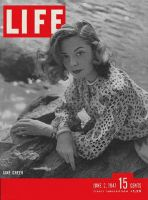 Life Magazine, June 2, 1947 - Jane Greer