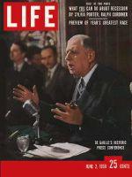 Life Magazine, June 2, 1958 - De Gaulle seeks power