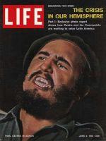Life Magazine, June 2, 1961 - Fidel Castro