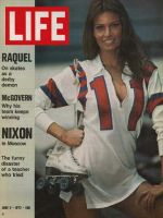 Life Magazine, June 2, 1972 - Raquel Welch