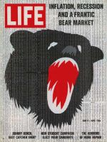 Life Magazine, June 5, 1970 - Bear Stock Market