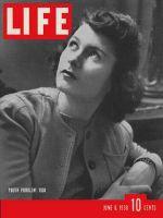 Life Magazine, June 6, 1938 - American youth