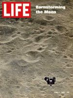 Life Magazine, June 6, 1969 - Moon surface