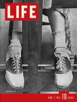 Life Magazine, June 7, 1937 - College Days