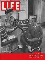 Life Magazine, June 9, 1941 - The Windsors
