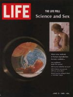 Life Magazine, June 13, 1969 - Human embryo and mother and infant