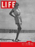 Life Magazine, June 17, 1946 - Play dresses