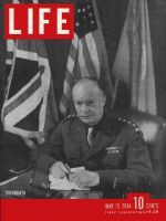 Life Magazine, June 19, 1944 - General Eisenhower