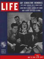 Life Magazine, June 23, 1958 - Hempstead High, N.Y.