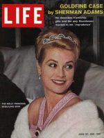 Life Magazine, June 23, 1961 - Princess Grace Kelly