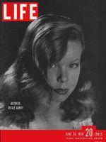Life Magazine, June 26, 1950 - Cecile Aubry