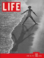 Life Magazine, June 28, 1937 - Beach Fashions