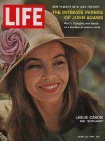 Life Magazine, June 30, 1961 - Leslie Caron