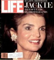 Life Magazine, July 1, 1989 - Jackie Kennedy Turns 60
