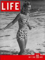 Life Magazine, July 3, 1939 - Swimsuits