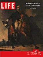 Life Magazine, July 3, 1950 - George Washington