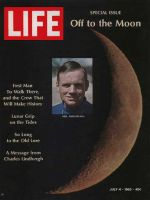 Life Magazine, July 4, 1969 - Neil Armstrong