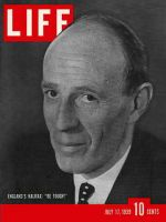 Life Magazine, July 17, 1939 - Lord Halifax