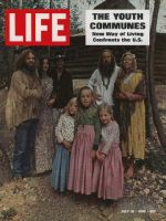 Life Magazine, July 18, 1969 - Youth communes